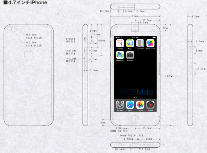 iphone 6 plus resolution la r 233 solution de l iphone 6 pourrait passer 224 1704 x 960 15038