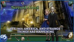 free iPhone app 9 Clues: The Secret of Serpent Creek