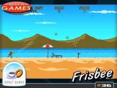 free iPhone app Beach Games