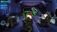 free iPhone app Starship Troopers: Invasion Mobile Infantry
