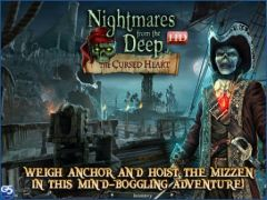 free iPhone app Nightmares from the Deep