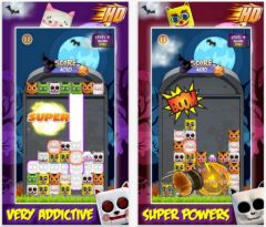 free iPhone app Bad Cats HD
