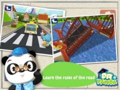 free iPhone app Dr. Panda