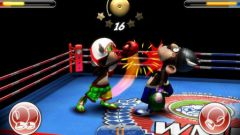 free iPhone app Monkey Boxing