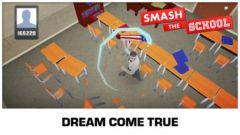 free iPhone app Smash the School