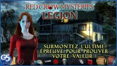 free iPhone app Red Crow Mysteries: Legion