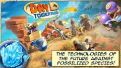 free iPhone app DayD Tower Rush