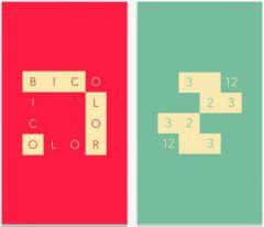 free iPhone app Bicolor