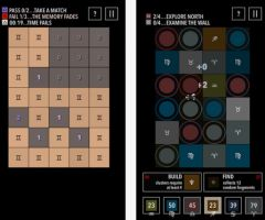 free iPhone app Matchstick Memories: A Meta Text Adventure