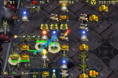 free iPhone app Army Defense