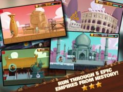 free iPhone app Empire Run