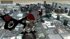 free iPhone app Flight Unlimited Helicopter