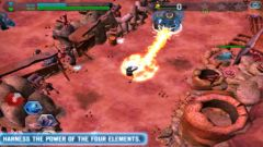 free iPhone app Linkin Park Recharge - Wastelands