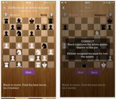 free iPhone app Chess Masters
