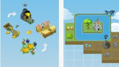 free iPhone app Pocket Land