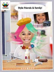 free iPhone app Toca Hair Salon Me