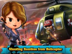 free iPhone app Action of Mayday: Zombie World