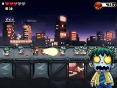 free iPhone app Monster Dash