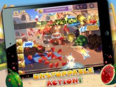free iPhone app Smash Mania HD