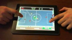free iPhone app Tiny Soccer