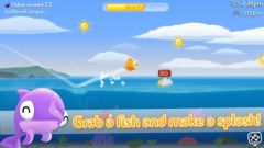 free iPhone app Fish Out Of Water!