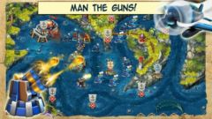 free iPhone app Iron Sea Defenders