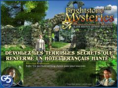 free iPhone app Brightstone Mysteries: Paranormal Hotel