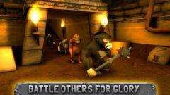 free iPhone app Battle Monkeys