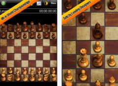 free iPhone app Chess ⋆