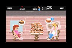 free iPhone app Hamburger Hotdog