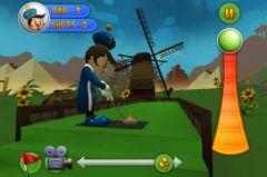 free iPhone app Putter King Adventure Golf