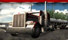 free iPhone app Trucker 3D Real Parking Simulator Game