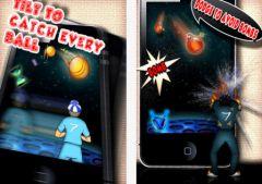 free iPhone app Crazy Catch