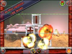 free iPhone app Demolition Master HD