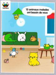 free iPhone app Toca Pet Doctor