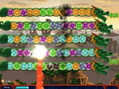 free iPhone app Dragon Portals HD