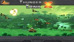free iPhone app Thunder Tank 2