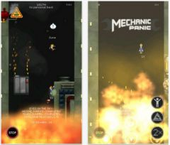 free iPhone app Mechanic Panic