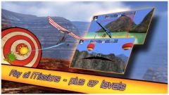 free iPhone app Racing Glider - Pro