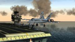 free iPhone app F18 Pilot Simulator
