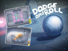 free iPhone app Dodge & Roll