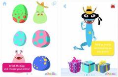 free iPhone app Monki Animal Builder