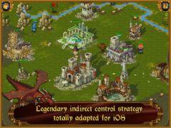 free iPhone app Majesty: The Fantasy Kingdom Sim