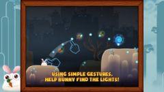 free iPhone app Bunny Escape