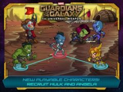 free iPhone app Marvel Les Gardiens de la Galaxie : l