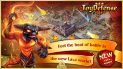 free iPhone app Toy Defense 3: Fantasy