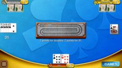 free iPhone app Cribbage Premium