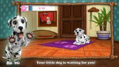 free iPhone app DogWorld 3D : Dalmatian