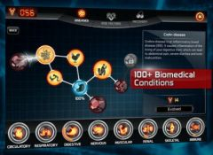 free iPhone app Bio Inc. - Biomedical Plague