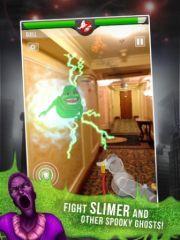 free iPhone app Ghostbusters